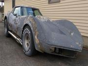 1975 chevrolet Chevrolet Corvette 2-door coupe